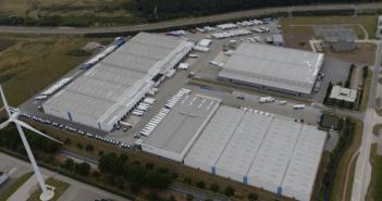 Versteijnen Logistics verhuurt opslagruimte in Tilburg