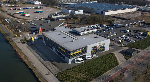 De Kade Eindhoven.Daf Koopt Aangrenzende Gebouwen In Eindhoven