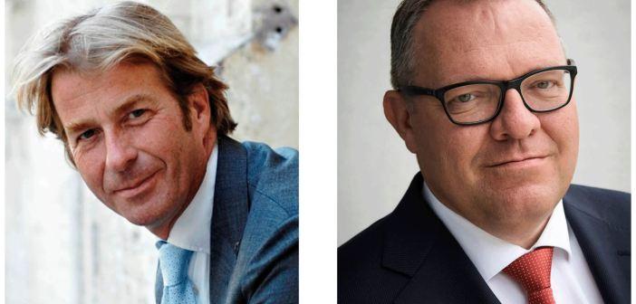 Ronald Huikeshoven en Gerhard Bolk vormen nieuwe directie AM