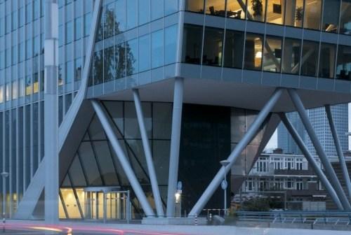 Sabern huurt kantoorruimte in Central Business District Den Haag