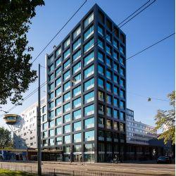 State Street koopt het Byzantium gebouw in Amsterdam