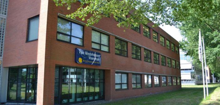 Nieuw kantoor in Almere voor Van Westrhenen Voerman Bedrijfshuisvesting
