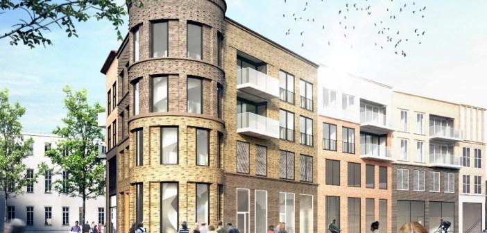 Top Vastgoed en AM RED starten bouw winkelcomplex in Brouwerspoort te Veenendaal