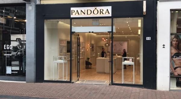 Conceptstore voor Pandora in Apeldoorn