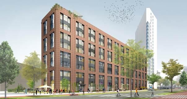 Startsein bouw van nieuw woonconcept De Lofts