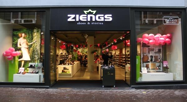 Ziengs opent nieuwe winkel in Doetinchem