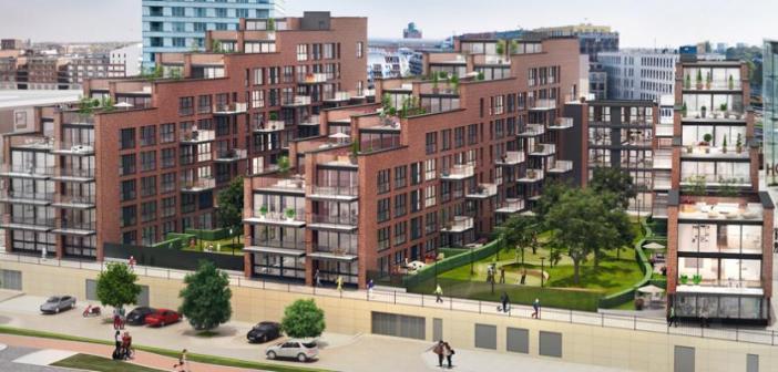 Altera verwerft 91 appartementen en 2 commerciële ruimten in het plan Belvédère te 's-Hertogenbosch
