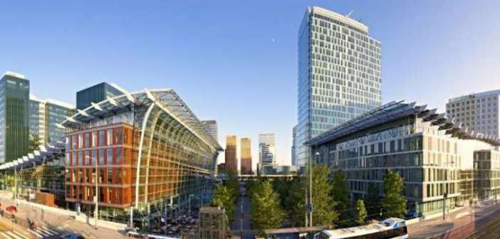 Amsterdam Trade Bank verhuist van Gouden Bocht naar WTC Amsterdam