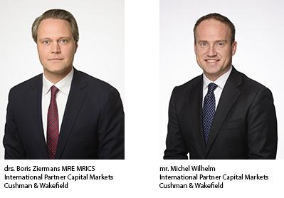 Cushman & Wakefield benoemt twee International Partners