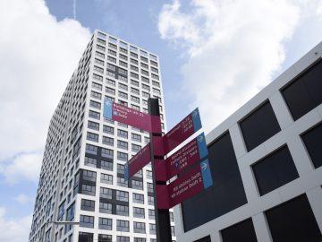Studentencomplex op campus TU Delft door Leyten en Van Maren opgeleverd