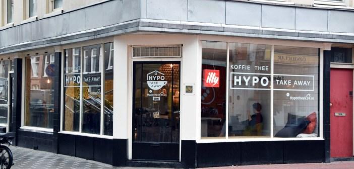 Eerste hypotheek-koffiebar van Nederland geopend
