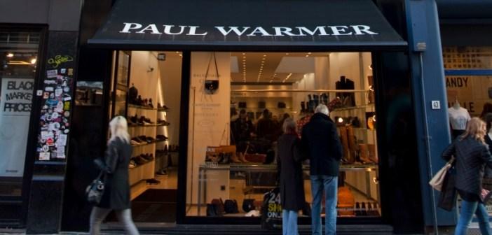 Huurverlenging winkels Paul Warmer