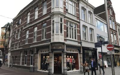 Maria Tailor opent deuren op de Vughterstraat, Den Bosch