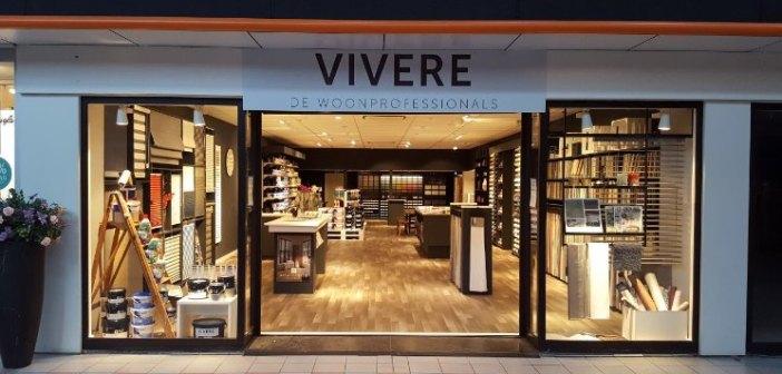 Vivere De Woonprofessionals huurt winkelruimte in Haarlem