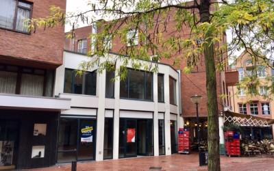 Winkelpand aan Hermanus Boexstraat in centrum Eindhoven verhuurd
