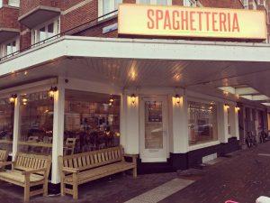 Vijfde vestiging van Spaghetteria
