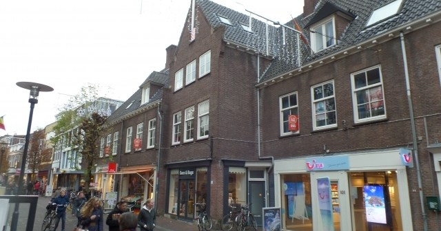 Particuliere belegger koopt beleggingsobject in Wageningen