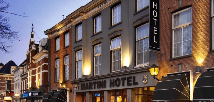 Van der Vorm Vastgoed koopt Martini Hotel complex in Groningen