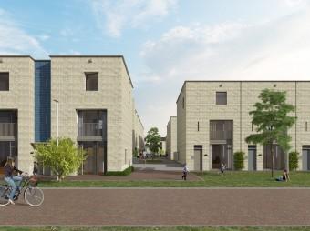 Hendriks bouwt 225 woningen voor Amvest op Strijp R