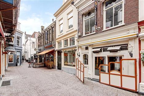 Stichting COMBO huurt kantoorruimte Drieharingstraat 6 te Utrecht