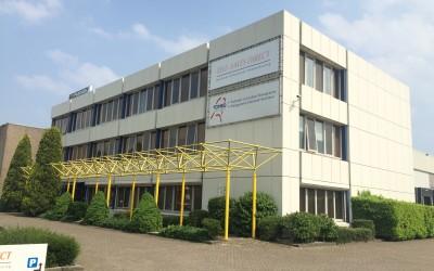 AB Texel huurt kantoorruimte aan Graaf van Solmsweg Den Bosch