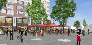 AM RED geeft gebiedsontwikkeling Overstad in Alkmaar extra impuls door verwerving winkelcentrum Ringers