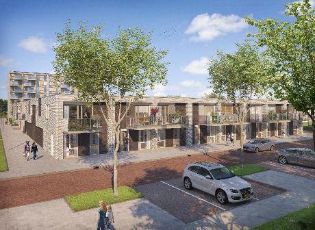 Blauwhoed verkoopt Singelwoningen en gezamenlijke Lounge in project ParkEntree aan D&S Beleggingen