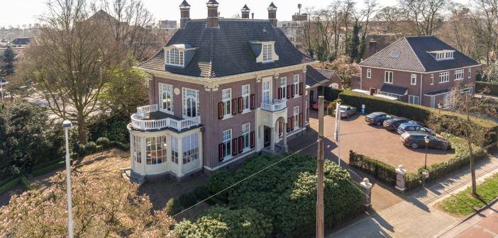Kantoorvilla Van Lanschot aan Velperweg Arnhem verkocht