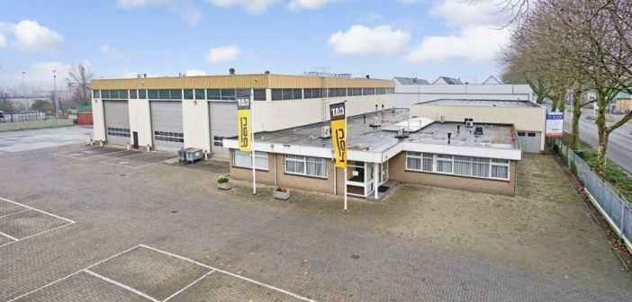 Polson Technische Rubbertoepassingen B.V. koopt bedrijfscomplex in Papendrecht
