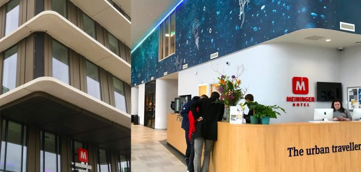 MEININGER hotel in Amstel Tower geopend