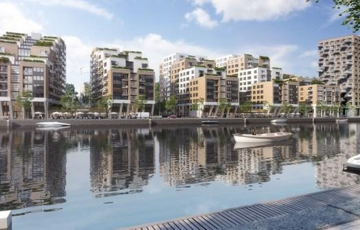 NU Projectontwikkeling ontwikkelt 550 woningen in Laakhaven-West Den Haag