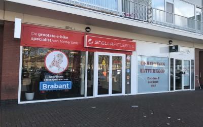 E-bikespecialist Stella Fietsen opent Testcenter in 's-Hertogenbosch