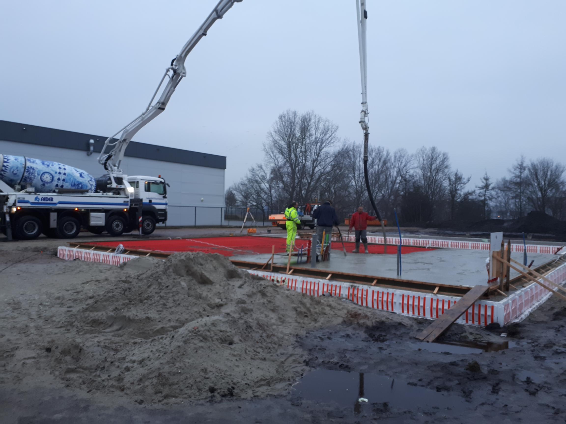 8ac032c7705 In Wolvega start nieuwbouw nieuw pand Delfsma Bouw & Ontwikkeling