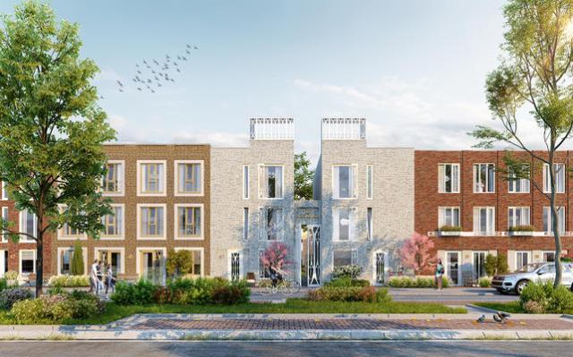 Utrechtse wijk leeuwesteyn krijgt art deco woonbuurt