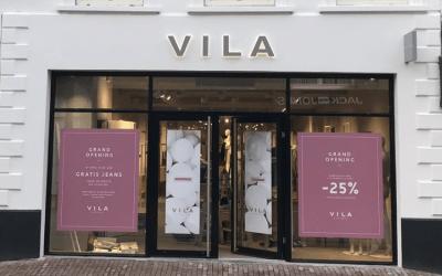 VILA huurt op A1-stand in centrum Weert