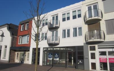 Veghelse commerciële ruimte met 2 appartementen verkocht