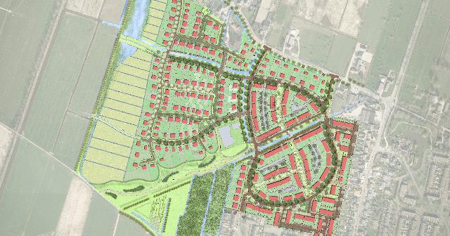 Gemeente Utrecht en Grondbank Haarzicht geven startsein bouw gasloze wijk Haarzicht in Utrecht