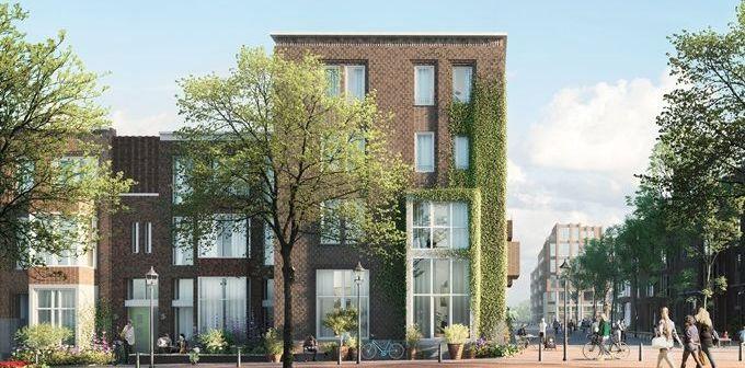 Hurks wint tender in Leidsche Rijn Centrum (Oost) Utrecht