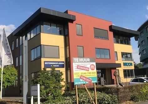 Kantoorgebouw aan Twentepoort Oost 16 te Almelo verkocht