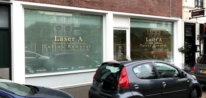 Laser A opent vestiging in Den Haag