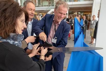 Rijkskantoor de Knoop officieel geopend
