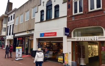 Winkelbelegging verkocht in centrum Helmond