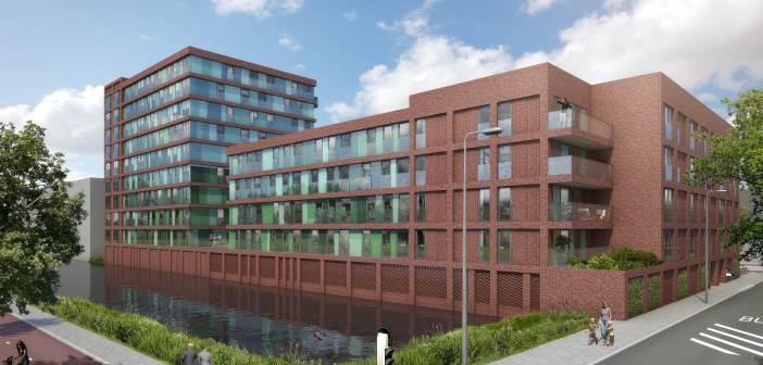 Heijmans realiseert 121 gasloze appartementen voor Mitros in Utrecht