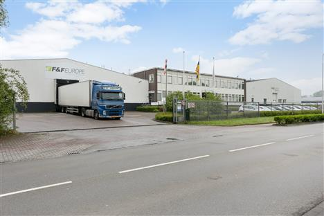 Van Giersbergen Logistics Warehousing BV huurt bedrijspand in Kerkrade