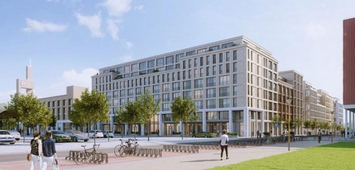 Change= en gemeente Utrecht sluiten overeenkomst voor de realisatie van 600 betaalbare appartementen in Leidsche Rijn Centrum