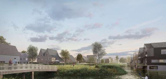 AM wint tender voormalige sportvelden Krommenie in Zaanstad met energieneutraal plan 'Eilanden van Hain'