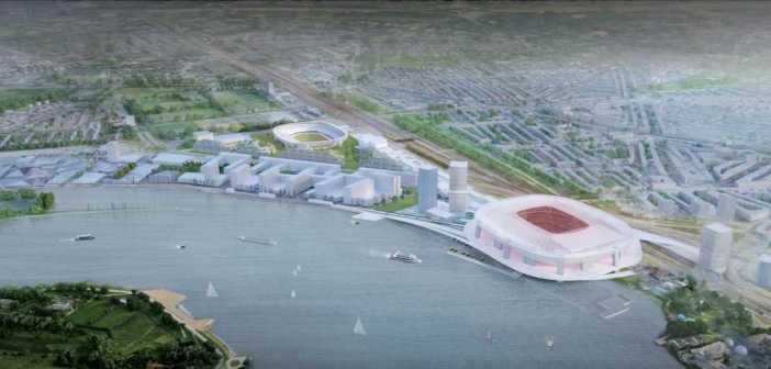 Beoogd ontwikkelconsortium Feyenoord City geselecteerd