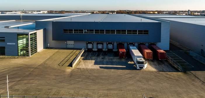 DHG koopt bestaand warehouse in Venray