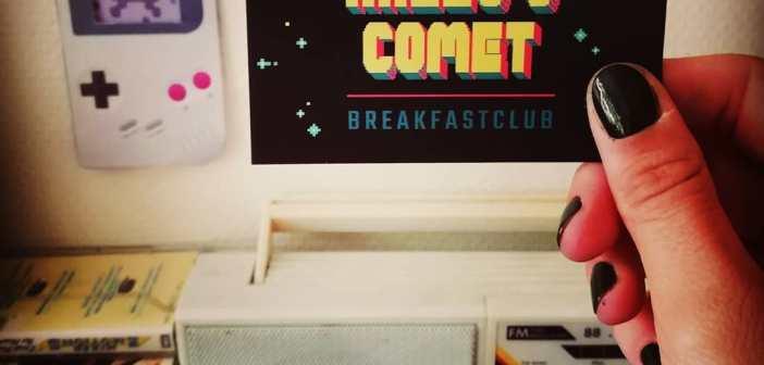 Haley's Comet Breakfastclub huurt aan Haagse Piet Heinstraat