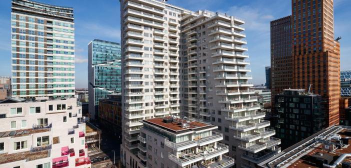 Syntrus Achmea Real Estate & Finance verwerft 35 appartementen aan Zuidas